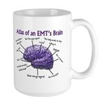 EMT/Paramedics Large Mug