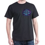 God Works In Mysterious Ways Dark T-Shirt
