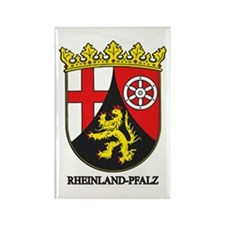 Rheinland-Falz COA Rectangle Magnet