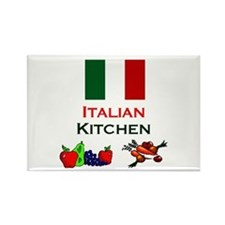 "Italian Kitchen Magnet (3""x2"")"