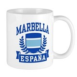 Marbella Espana Small Mugs