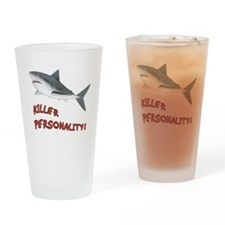 Shark - Personality Drinking Glass