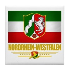 Nordrhein-Westfalen Pride Tile Coaster
