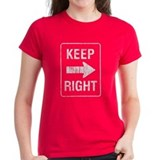 Keep Right Tee