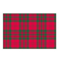 Tartan - Livingstone Postcards (Package of 8)