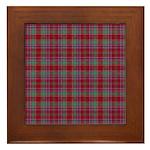 Tartan - Munro Framed Tile