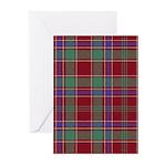 Tartan - Munro Greeting Cards (Pk of 20)