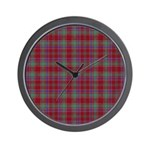 Tartan - Munro Wall Clock