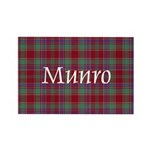 Tartan - Munro Rectangle Magnet (100 pack)