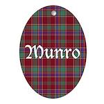 Tartan - Munro Ornament (Oval)