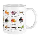 Flies Small Mugs