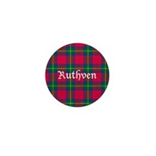 Tartan - Ruthven Mini Button