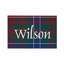 Tartan - Wilson Rectangle Magnet (100 pack)