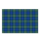 Tartan - Shaw Postcards (Package of 8)