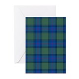 Tartan - Shaw Greeting Cards (Pk of 20)