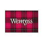 Tartan - Wemyss Rectangle Magnet (10 pack)