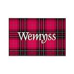Tartan - Wemyss Rectangle Magnet (100 pack)