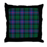 Tartan - Urquhart Throw Pillow