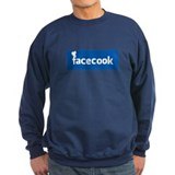 Facecook  Sweatshirt