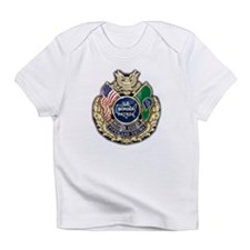 Border Patrol Honor Guard Infant T-Shirt
