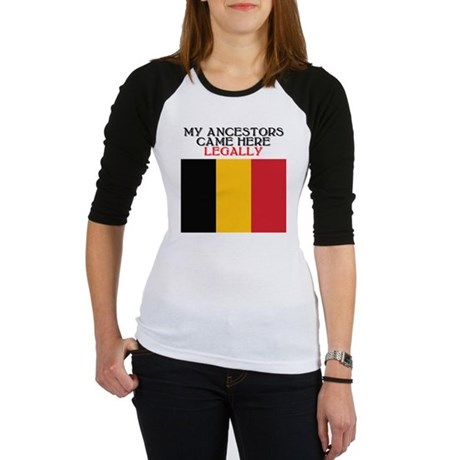 Belgian Heritage Jr. Raglan