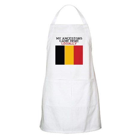 Belgian Heritage BBQ Apron