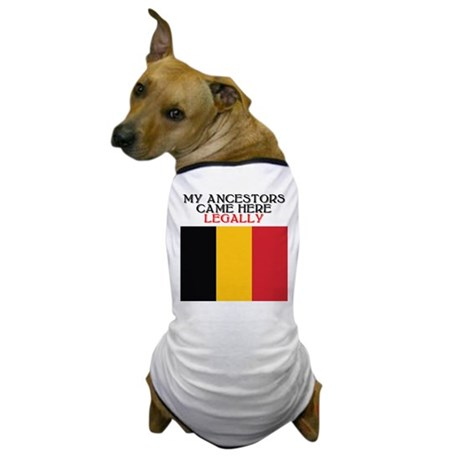 Belgian Heritage Dog T-Shirt