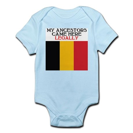 Belgian Heritage Infant Creeper