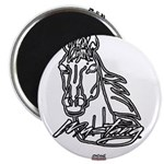 Mustang Horse Magnet