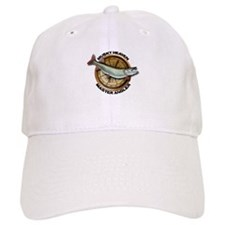 Muskellunge Fishing Baseball Cap