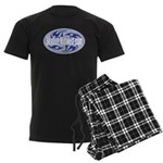 Skydive Midwest Men's Dark Pajamas