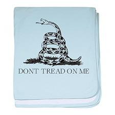 Cute Patriotism baby blanket