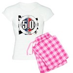 5.0 50 RWB Women's Light Pajamas