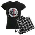 5.0 50 RWB Women's Dark Pajamas