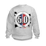 5.0 50 RWB Kids Sweatshirt