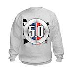 5.0 50 RWB Kids Sweatshirt