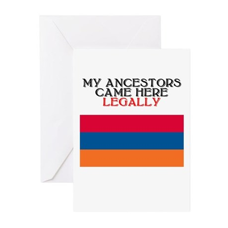 Armenian Heritage Greeting Cards (Pk of 10)