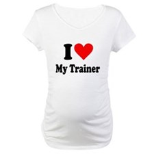 I Love My Trainer: Shirt