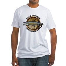 Fitted Pike Angling T-Shirt