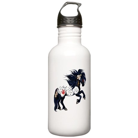 Appaloosa War Pony Stainless Water Bottle 1.0L