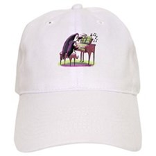 pEnGuIn pIaNiSt Baseball Cap