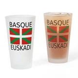 Basque - Euskadi Drinking Glass