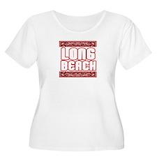 Long Beach,Ca -- T-Shirt T-Shirt