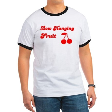 Low Hanging Fruit Ringer T