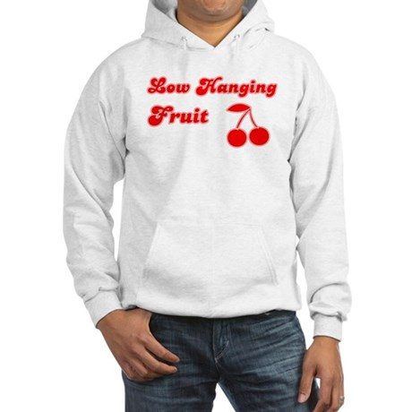 Low Hanging Fruit Hooded Sweatshirt