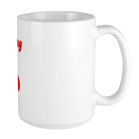 Low Hanging Fruit Large Mug