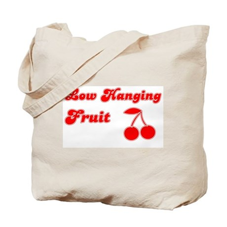 Low Hanging Fruit Tote Bag