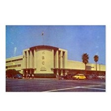 Package of 8 Radio City Hollywood Post Cards