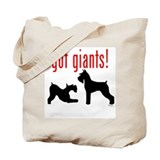got giants Tote Bag