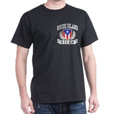 Rhode Island Rican T-Shirt